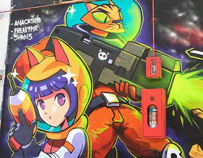 Space Kat Kadets
