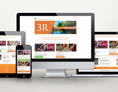 ICC Pandaan - Responsive Brochure Site