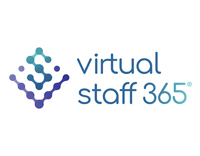 Virtual Staff 365 Logo and Branding materials