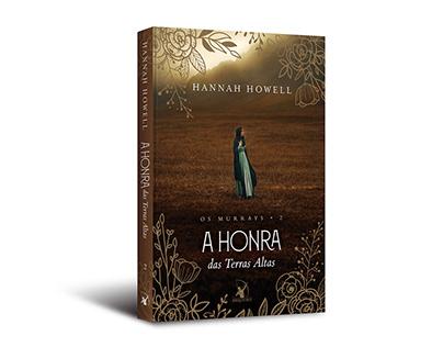 "Cover design of ""A honra das Terras Altas"""
