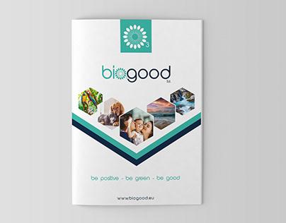 Logo e spillato biogood