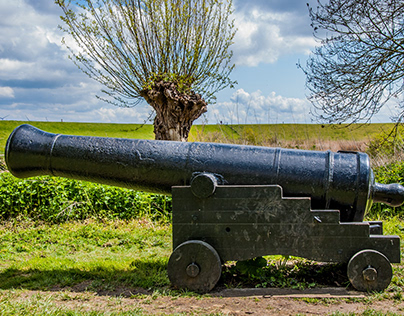 Fort Rammekens, Ritthem - The Netherlands