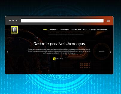 Site Citadel Brasil