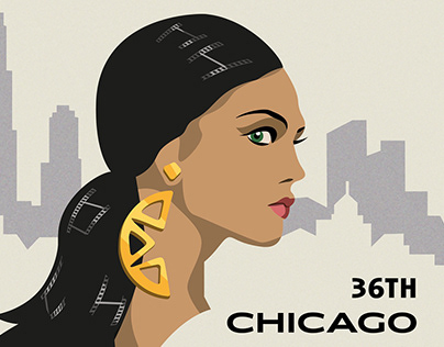 Chicago Latin Film Festival - Poster