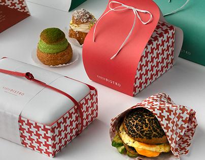 Park Hyatt Kyoto | Takeout Packaging Design