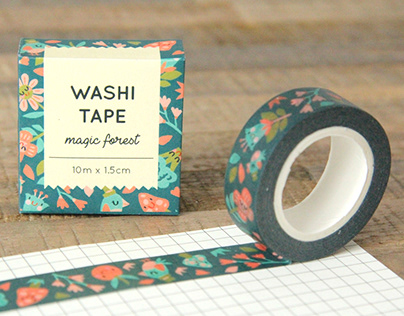 Washi Tape / Personal Project