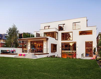 Woloszczuk House by Ralf Pflugfelder