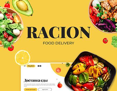 Racion Food Delivery