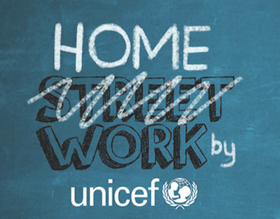 Unicef Street Work