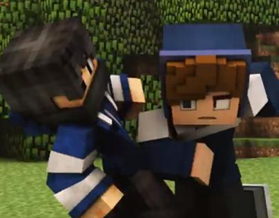 Animations 3D (Minecraft