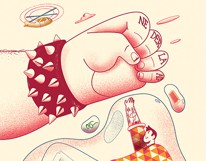 Men's Health Dutch edition: Create your own bubble!
