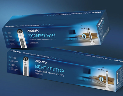 Ardesto Tower Fans Packages