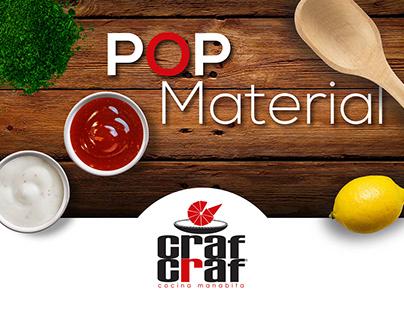 Craf Craf - POP Material