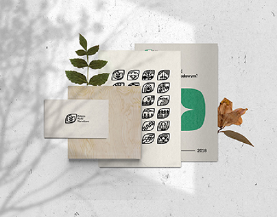 Visual identity for Polish National Parks