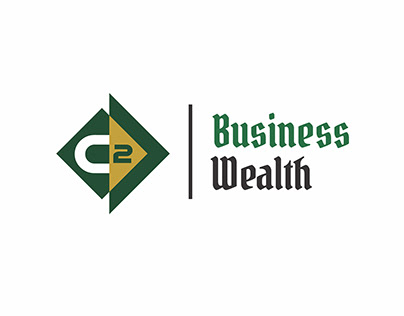C2W Business Wealth - Logo Design