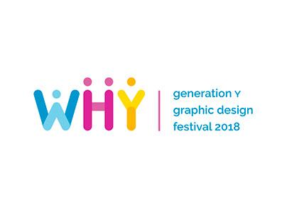 WHY: Graphic Design Festival