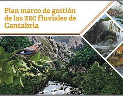 ZEC fluviales Cantabria