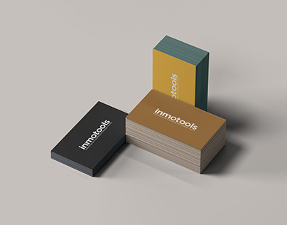 Inmotools - Restyling de marca