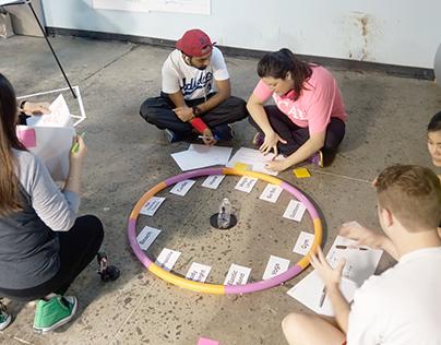 Creative Facilitation Workshop Techniques