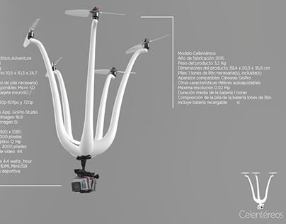 Celentereos Drone