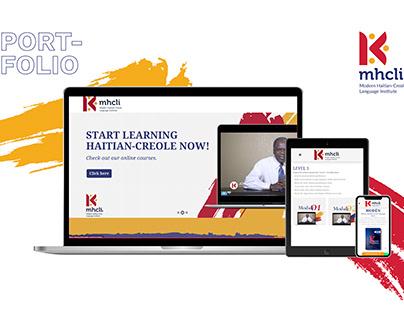 PORTFOLIO MODERN HAITIAN-CREOLE LANGUAGE INSTITUTE