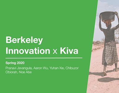 Kiva Spring 2020