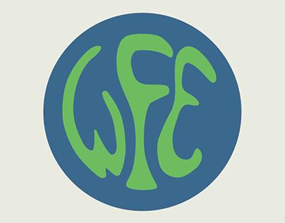 Worldbuilding For Education Logo Design