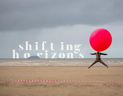 Shifting Horizons, permanent photographic installation
