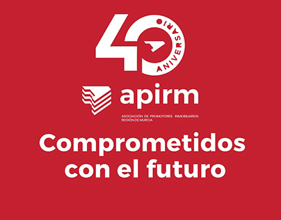 APIRM. 40 ANIVERASRIO