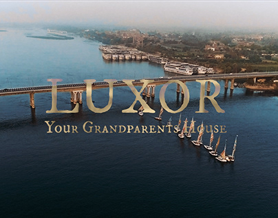 LUXOR - Your Grandparents' House