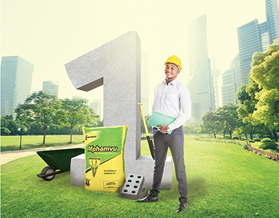 Lafarge Holcim - Number 1 Cement Bag - Campaign