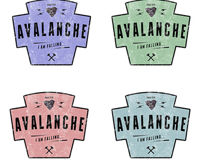 Tshirt Mock Up - Avalanche
