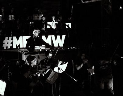 B&W Session: DJ KHOMA & Metropolitan Philharmonic #MMW