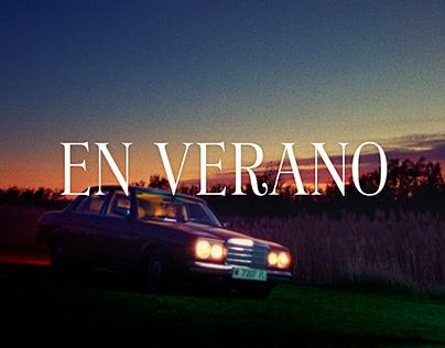 En Verano – Titles & Credits