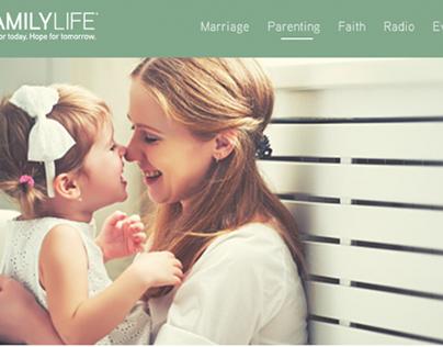 FamilyLife Rebrand