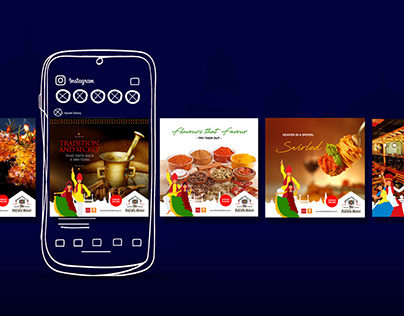 Instagram - Promotional ads - Patiala House