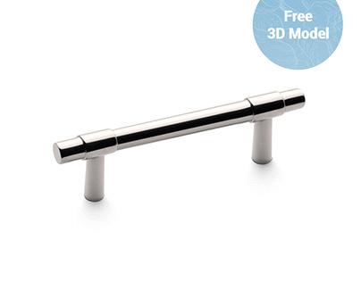 Nanz № 8306 Pull FREE 3D Model