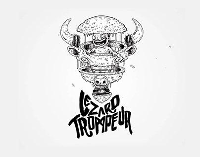 Lézard Trompeur   Exhibition
