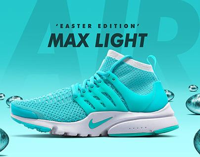 Nike Easter - Banner