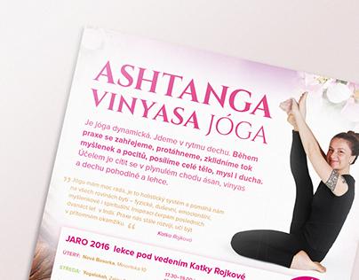 yoga class 2016