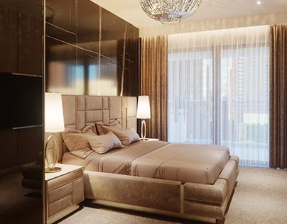 Warsaw - Bedroom