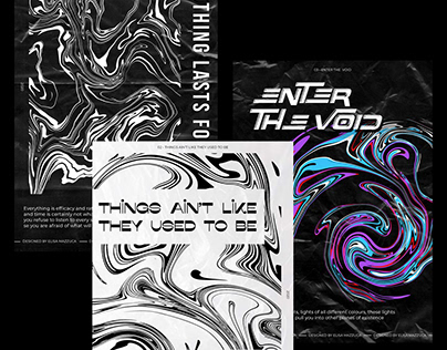 Fluid Posters