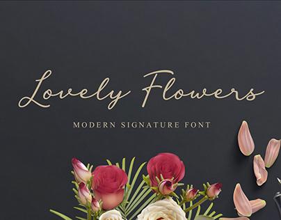 Lovely Flowers Script