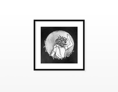 Illustration - Inktober