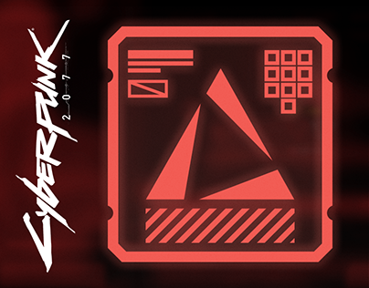 Cyberpunk 2077 Icon Set