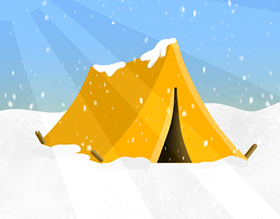 Game Icon for Winter Camp 3D