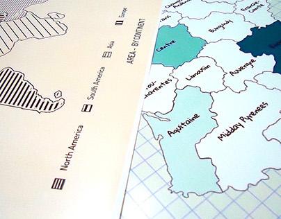 SVG MAPS