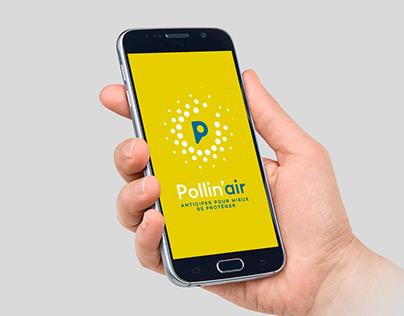 Pollin'air / Website
