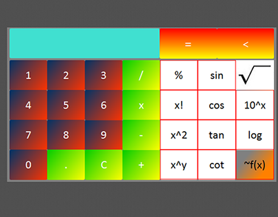 Calculator With JavaFX
