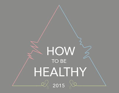 How To Be Healthy Calendar